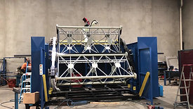 Robotic Welding - Large Rotator