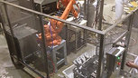 Potato Cake Batter Dipping Machine Project