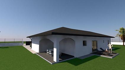 Punta Dell' Oriente 122 m2 habitable.