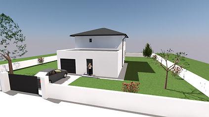 Monte Renoso 120 m2 étage