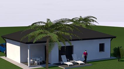 San Petrone 74 m2 habitable.