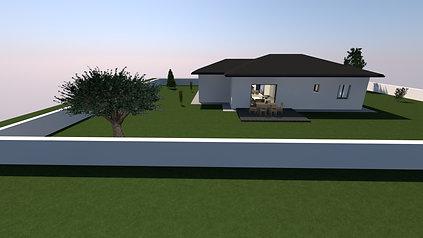 Maniccia 92 m2 habitable.