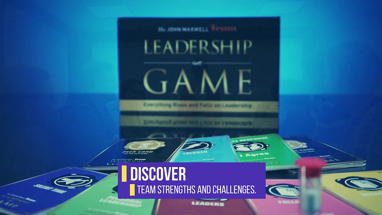 John Maxwell Leadership Game