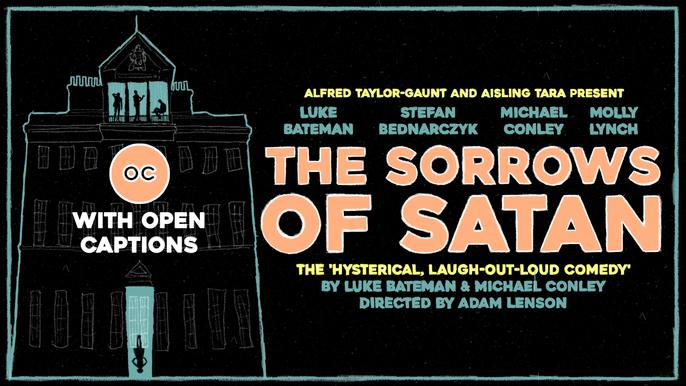 THE SORROWS OF SATAN (OPEN CAPTIONS)