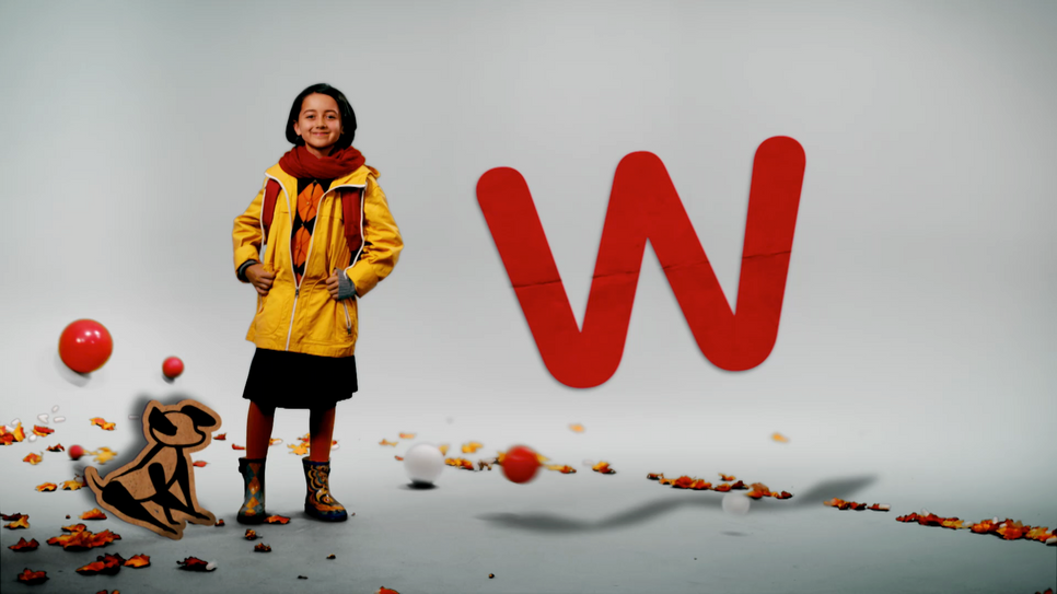 """W"" Is For Weather"