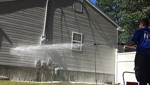 House Washing (Soft Wash) in Forked River, NJ