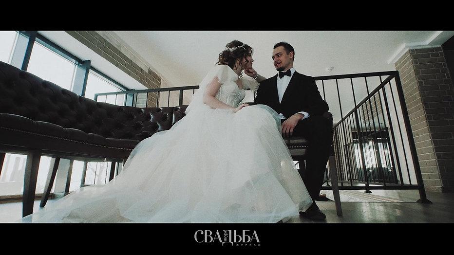 """Съёмки для топ-журнала """"Свадьба на УРА"""""""
