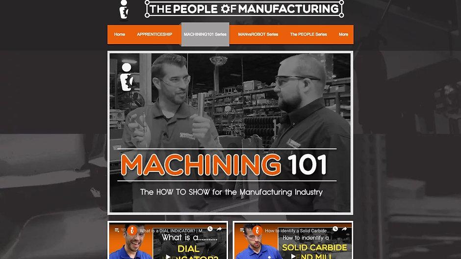 MACHINING 101