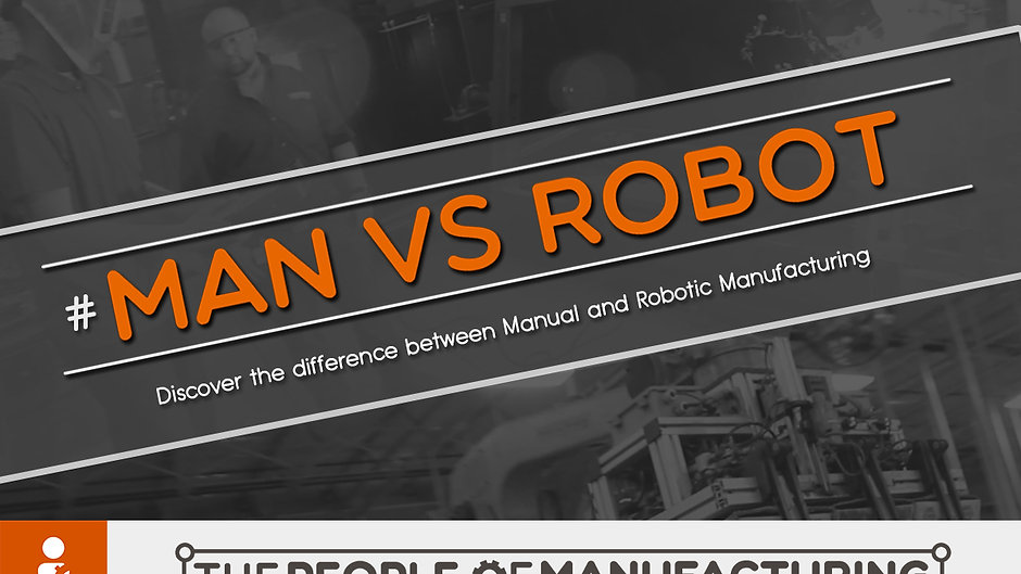 MAN vs ROBOT