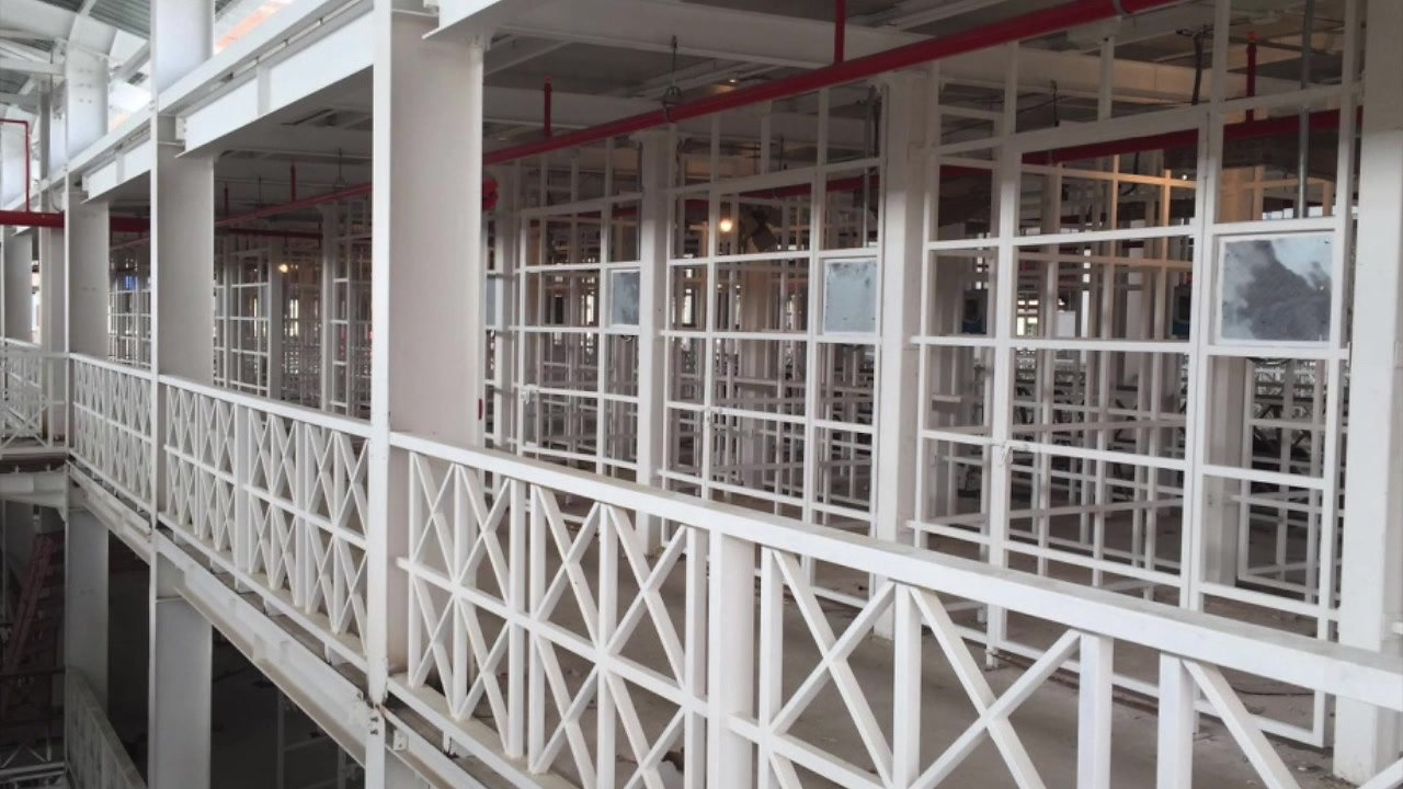 Fireproofing Application