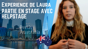🇭🇲️ Interview de Laura | stage Perth | avis agence HELPSTAGE