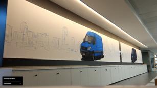 Oficinas Mercedes Benz - Instalación