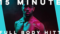 Intermediate 15min Full Body HITT | Travis Kerry