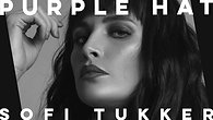 Purple Hat by Sofi Tukker | Megan Westpfel