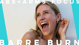 Abs & Arms Focus - Barre Burn | Chelsea Doring