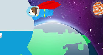 180422 Earthday | VSC Superdog Saving the Earth!