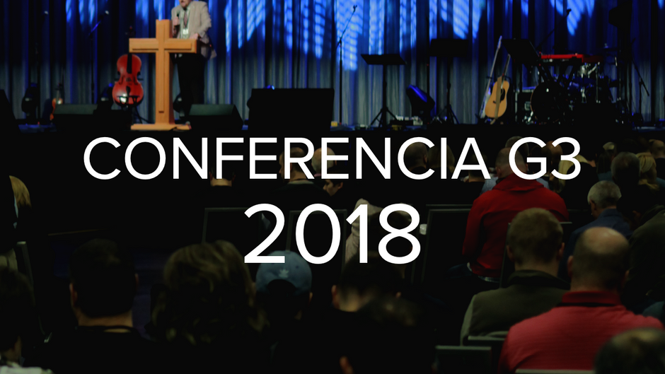 Conferencia G3 2018