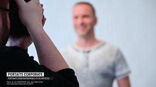 Atelier de photographie - Les coulisses