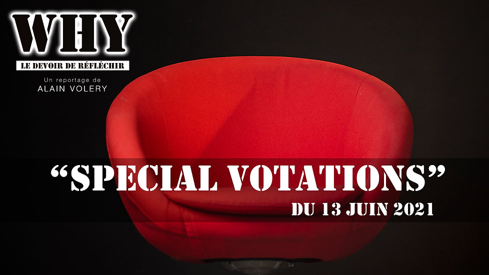 WHY - SPECIAL VOTATIONS