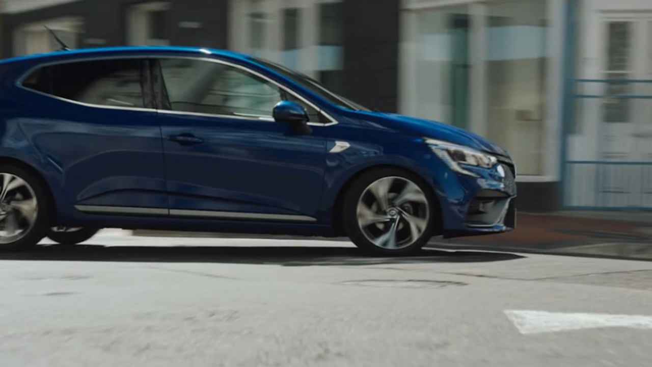 The All-New Renault Clio 2019