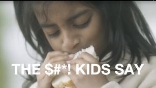 NSPCC 'The $#*! Kids say' Director: Amanda Boyle