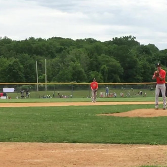 Perfect Game Showcase, June 4 2017 - Pitching