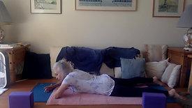 Heart & Hip Opening Yoga