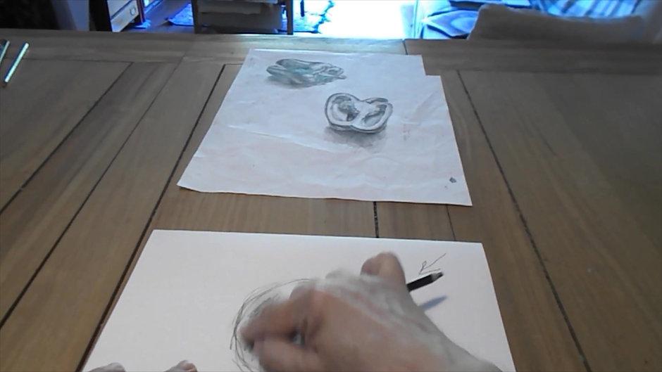 Drawing Challenge 1