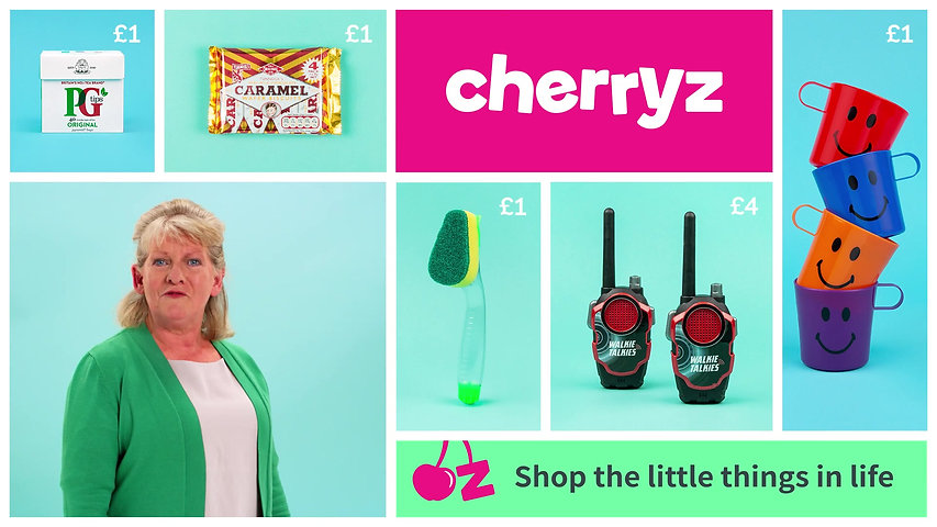 Cherryz TV Commercial