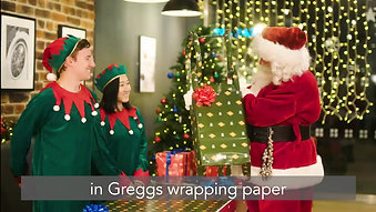 Greggs Wrapped Up