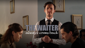 The waiter always comes back