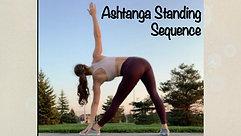 Ashtanga Standing Sequence