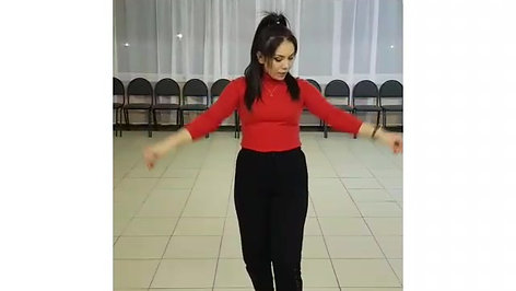 Урок № 2. Основные движения татарского танца
