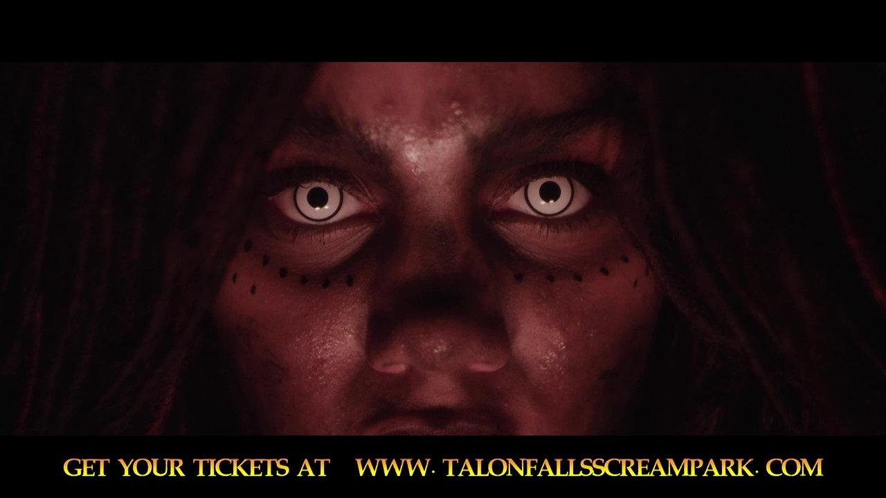 Talon Falls Screampark 2021 Promo