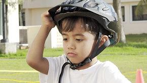 GCF Kids Bicycle Race Demo