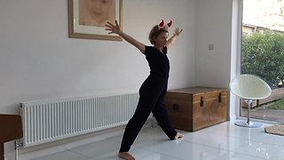 Christmas Yoga Bananas®