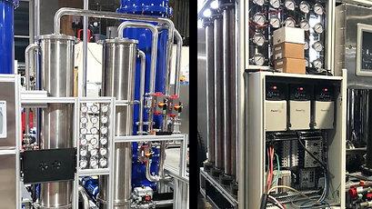 Wastewater Conversion Installation