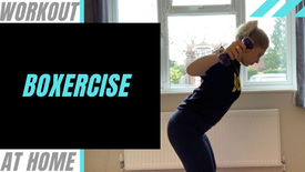 Boxercise with Weights