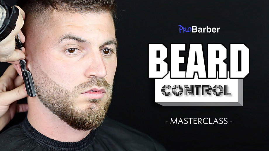 Beard Control - Masterclass