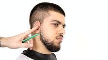 Hair Design   Fading Side 2 - Short & Hair Design 1