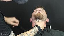 Beard Trimming & Color Enhancement