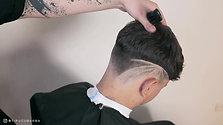 Creative Square Crop - Fade & Hair Design