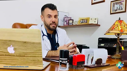 1.Tumore alla prostata   Dott.Antonino Daidone