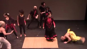 Jarem-Roots Flamenco Choreography