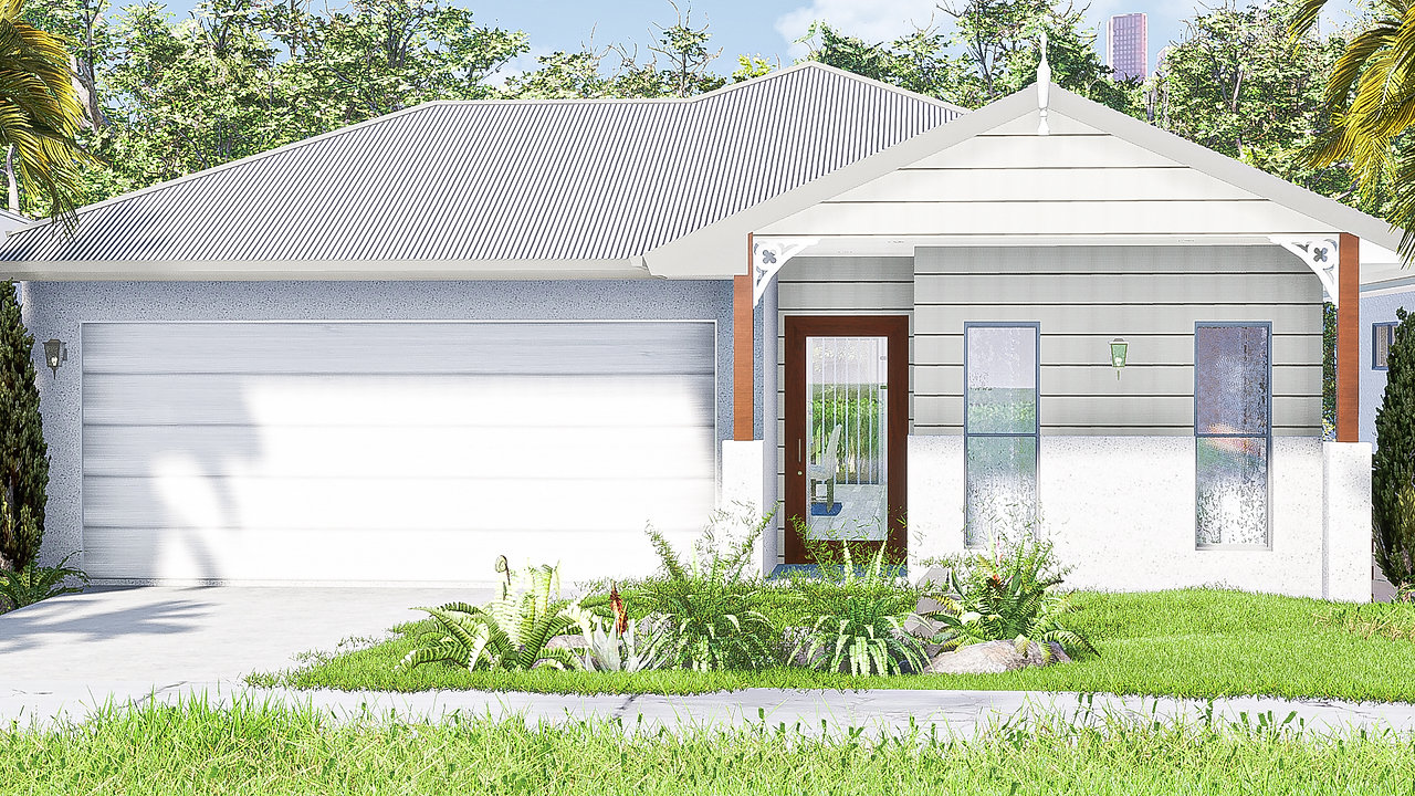 Investor Homes concept