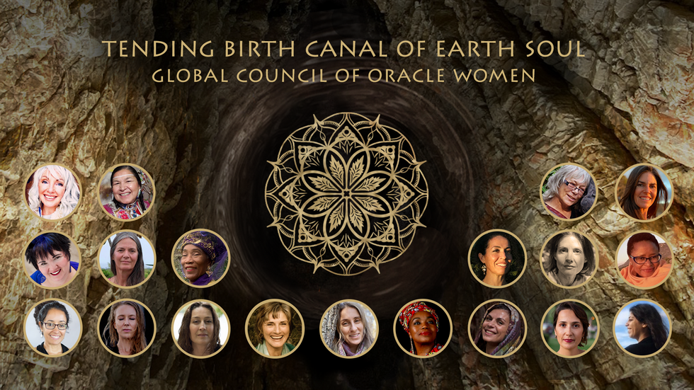 Tending Birth Canal of Earth Soul ~ Equinox Ceremony