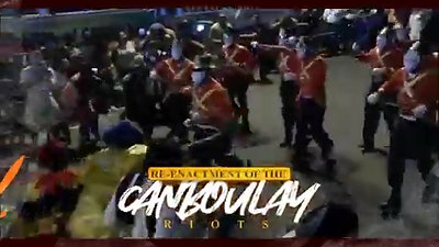 Re-Enactment of Canboulay Riots