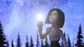Fairy at night