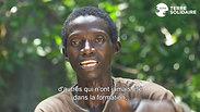 A.D. Sané paysan sénégalais, bénéficiaire de MFR/CCFD