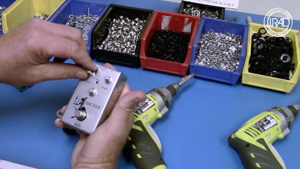 J. Rockett Audio Designs Manufacturing Process
